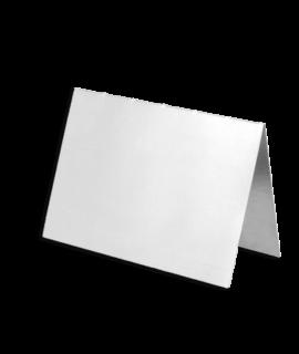 Calendário/Porta retrato em Alumínio