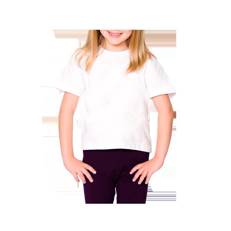 Camiseta Infantil Personalizada em Curitiba - Frente e Verso - Exista
