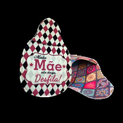 Lixeira carro - Dia das Mães com presentes personalizados