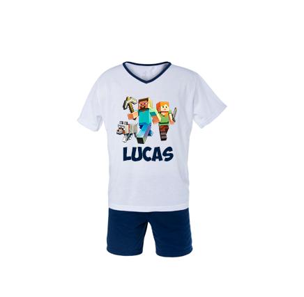 Pijama Infantil Masculino Personalizado em Curitiba - Exista Comunicação