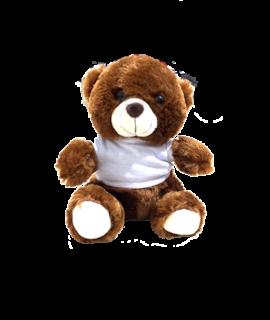 Camiseta Personalizada para Urso de Pelúcia