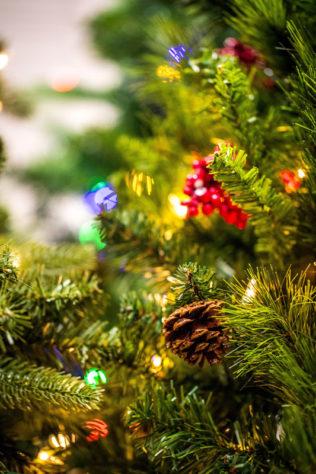 Decorações de Natal personalizadas
