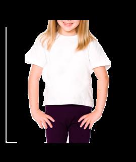 Camiseta Infantil Lisa